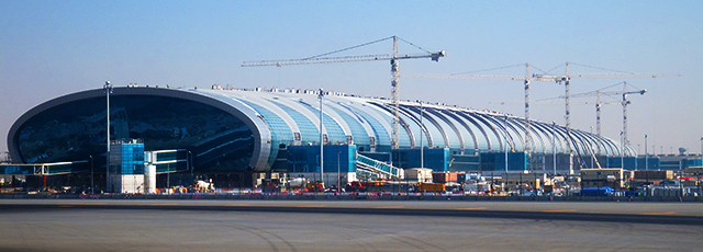 Airport Projects, Manlifts, Tower Lights, Dubai, Doha, United Gulf