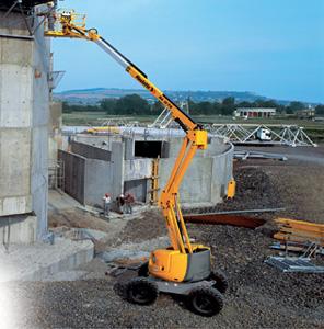 Articulated boom lift HA 16 SPX -