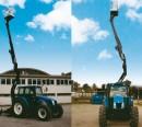 x-range-x-tractor